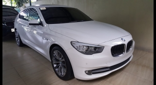 2013 BMW 5-Series Gran Turismo 3.0L AT Diesel