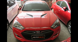 2015 Hyundai Genesis Coupe 2.0L AT Gasoline