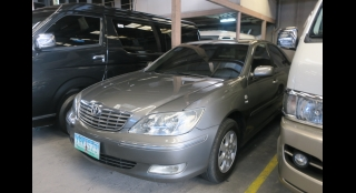 2004 Toyota Camry 2.0E AT