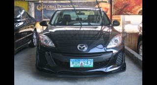 2013 Mazda 3 Sedan 1.6V Sedan