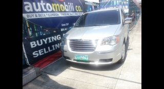 2009 Chrysler Town & Country 3.8L AT Gasoline