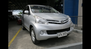 2015 Toyota Avanza 1.3 E AT