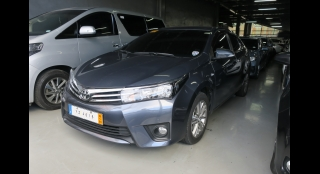 2016 Toyota Corolla Altis 1.6L AT Gasoline