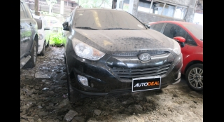 2013 Hyundai Tucson GLS AT