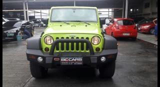 2013 Jeep Wrangler Rubicon 4dr Diesel