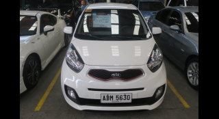 2015 Kia Picanto 1.2 EX AT