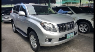 2011 Toyota Land Cruiser Prado Diesel AT