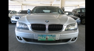 2008 BMW 7-Series 740Li Executive