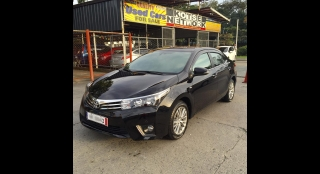 2017 Toyota Corolla Altis 1.6 V AT