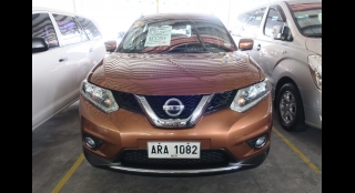 2015 Nissan X-Trail 2.5L AT Gasoline