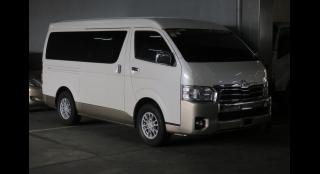 2016 Toyota Hiace 3.0L AT Diesel