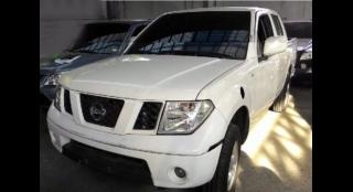2013 Nissan Frontier Navara 2.5L MT Diesel