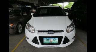 2013 Ford Focus Hatchback 2.0L AT Gasoline