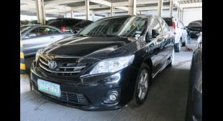 2012 Toyota Corolla Altis 1.6 V AT