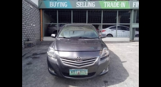 2013 Toyota Vios 1.5 G AT