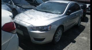 2011 Mitsubishi Lancer EX 2.0L MT Gasoline
