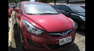 2014 Hyundai Elantra 1.6L AT Gasoline