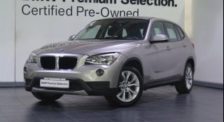 2014 BMW X1 DSL 2.0L AT