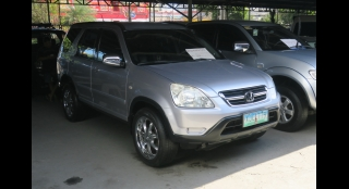 2003 Honda CR-V 2.0L AT Gasoline