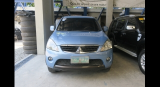 2008 Mitsubishi Fuzion GLS Sport
