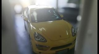 2013 Porsche Cayenne V6