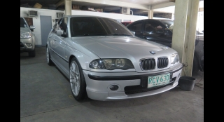 1999 BMW 3-Series 323i 2.3L AT Gasoline