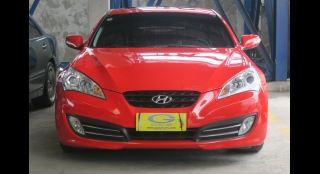 2010 Hyundai Genesis Coupe 3.8 V6 AT
