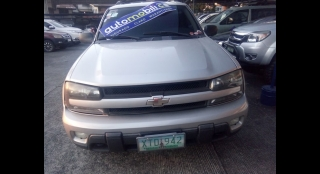 2004 Chevrolet Trailblazer 3.5L AT Gasoline