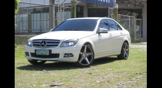 2009 Mercedes-Benz C-Class Sedan C200 K Avantgarde