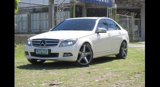 2009 Mercedes-Benz C-Class Sedan C200 K Avantgarde