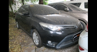 2015 Toyota Vios 1.5L AT Gasoline