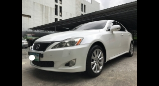 2009 Lexus IS300 3.0L V6