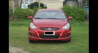 2014 Hyundai Accent Sedan 1.4 L CVT