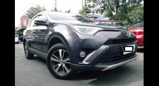 2016 Toyota Rav4 2.5 Active+ 4x2 AT