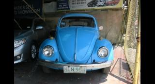 1976 Volkswagen Beetle 1.5L MT Gasoline