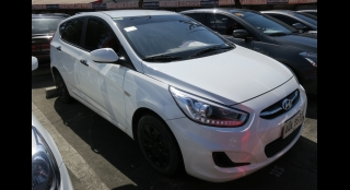 2015 Hyundai Accent Hatchback 1.6 CRDi GL MT