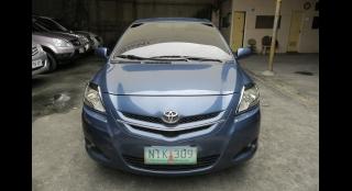 2010 Toyota Vios 1.3 E MT