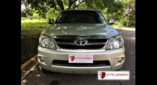 2007 Toyota Fortuner G 2.7L AT Gasoline