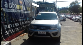 2015 Suzuki Grand Vitara 2.7L AT Gasoline