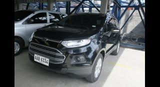 2014 Ford EcoSport 1.5L Trend MT