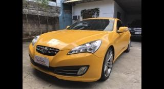 2012 Hyundai Genesis Coupe 3.8L MT Gasoline