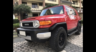 2015 Toyota FJ Cruiser 3.0L AT Gasoline