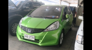 2013 Honda Jazz 1.3L MT Gasoline