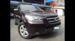 2007 Hyundai Santa Fe Diesel 4X2 AT