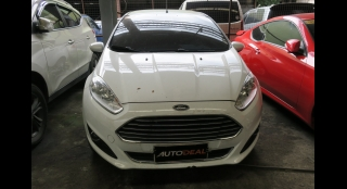 2015 Ford Fiesta Sedan 1.0 Titanium+ with EcoBoost AT