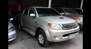 2008 Toyota Hilux G (4X4) AT