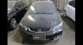 2015 Honda Civic 1.8L MT Gasoline