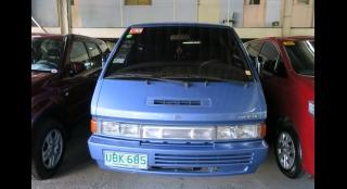 1995 Nissan Vanette 2.0L MT Gasoline