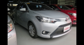 2013 Toyota Vios 1.3 E AT