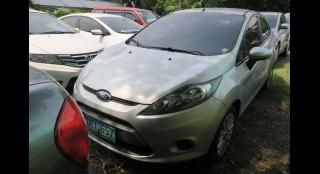 2012 Ford Fiesta Sedan 1.4 Trend AT